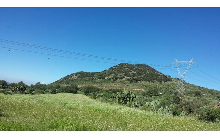 Foto de terreno comercial en venta en  , epazoyucan centro, epazoyucan, hidalgo, 1294757 No. 07