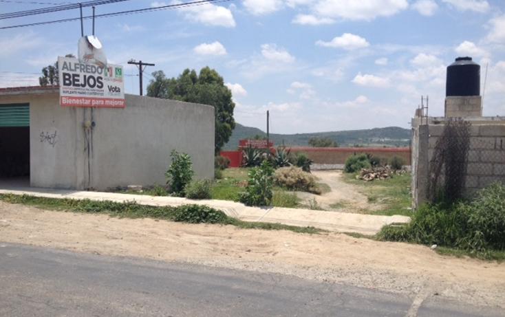 Foto de terreno comercial en venta en  , epazoyucan centro, epazoyucan, hidalgo, 1303077 No. 02