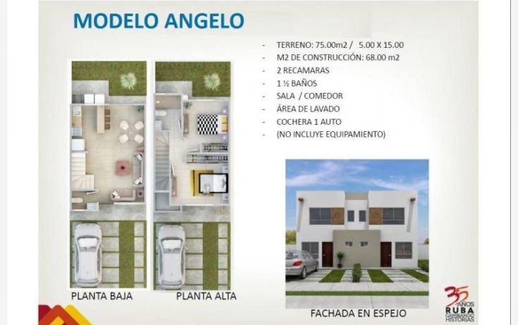 Foto de casa en venta en epsilon 100, industrial delta, león, guanajuato, 1602336 no 02