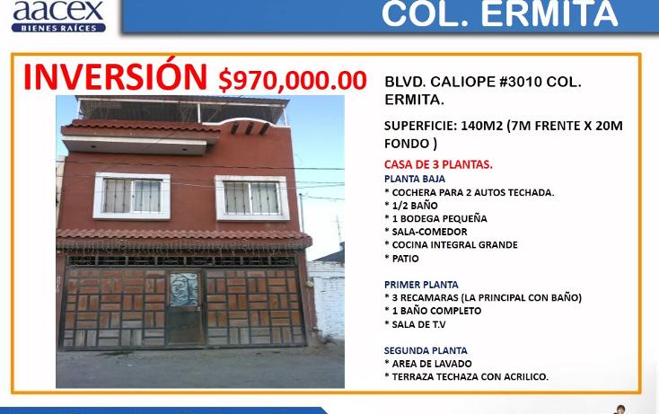Foto de casa en venta en  , ermita, león, guanajuato, 1982250 No. 01