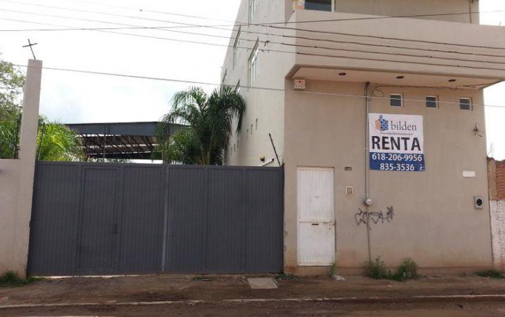 Foto de edificio en renta en ernestina vera de hernández 109, azteca, pánuco de coronado, durango, 2033134 no 01