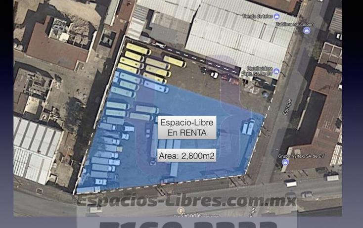 Foto de terreno industrial en renta en escape 41, naucalpan, naucalpan de juárez, méxico, 2670495 No. 02