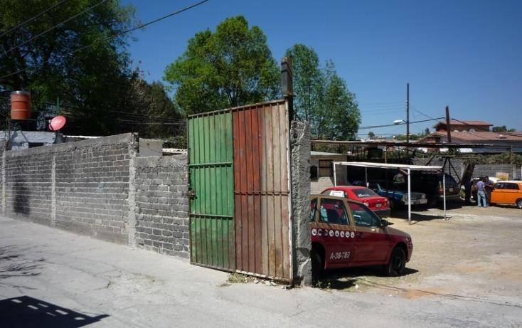 Foto de terreno habitacional en venta en escondida , tetelpan, álvaro obregón, distrito federal, 449022 No. 04