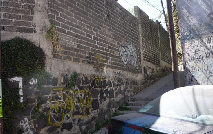 Foto de terreno habitacional en venta en escondida , tetelpan, álvaro obregón, distrito federal, 449022 No. 05