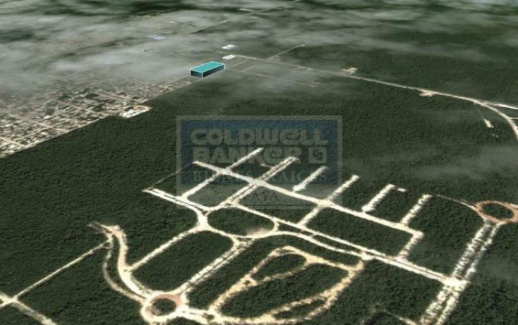 Foto de terreno habitacional en venta en escorpion, villas tulum, tulum, quintana roo, 328824 no 01