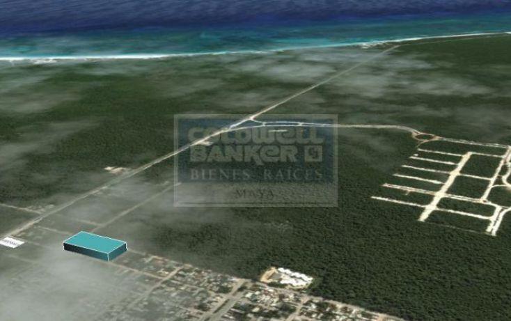 Foto de terreno habitacional en venta en escorpion, villas tulum, tulum, quintana roo, 328824 no 06
