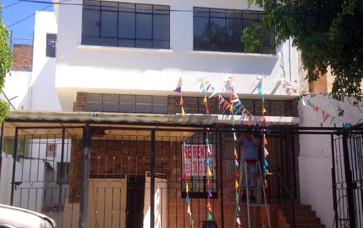 Foto de casa en renta en escuela militar , rojas ladr?n de guevara, guadalajara, jalisco, 855291 No. 01