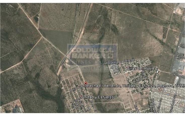 Foto de terreno comercial en venta en  , esfuerzo nacional i, reynosa, tamaulipas, 1839482 No. 02
