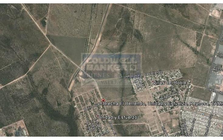 Foto de terreno comercial en venta en  , esfuerzo nacional i, reynosa, tamaulipas, 1839482 No. 04