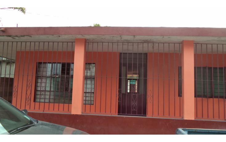 Foto de casa en venta en  , esfuerzo obrero, tampico, tamaulipas, 1054975 No. 01