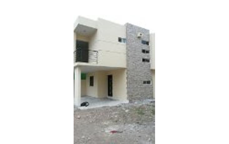 Foto de casa en venta en  , esfuerzo obrero, tampico, tamaulipas, 1618946 No. 01