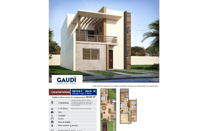 Foto de casa en venta en  , espacios barcelona, culiacán, sinaloa, 1320625 No. 04