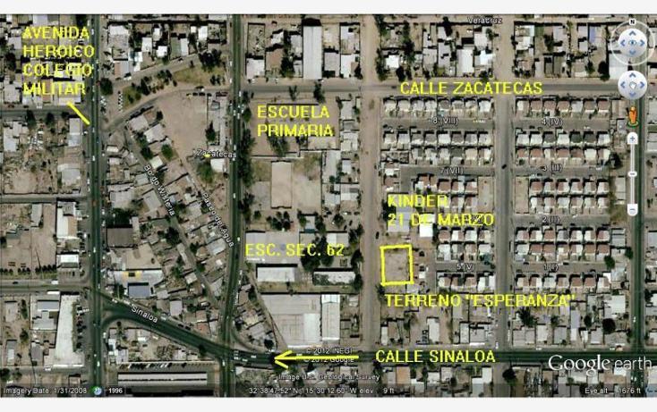 Foto de terreno comercial en venta en  , esperanza, mexicali, baja california, 381748 No. 01