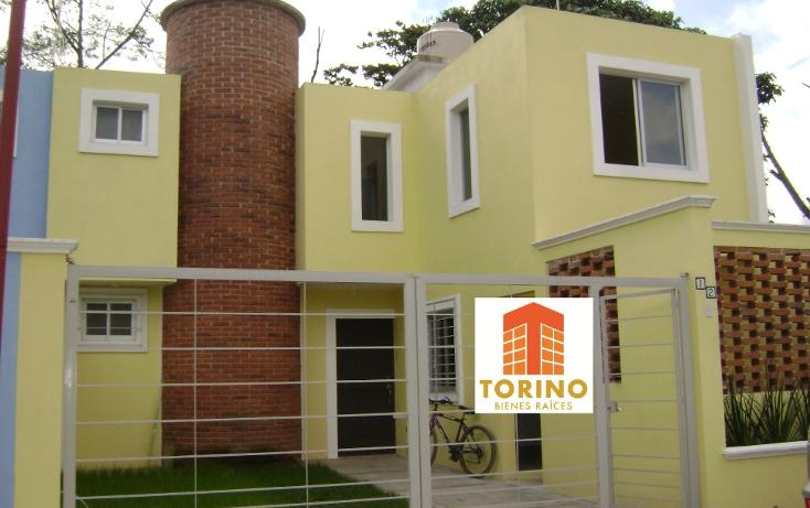Foto de casa en venta en  , espinal alto, coatepec, veracruz de ignacio de la llave, 1051723 No. 01