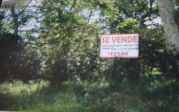 Foto de terreno habitacional en venta en  , espinal bajo, coatepec, veracruz de ignacio de la llave, 1272423 No. 01