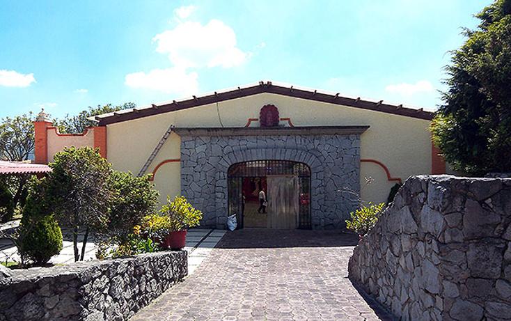 Foto de casa en venta en  , espíritu santo, jilotzingo, méxico, 1054141 No. 01