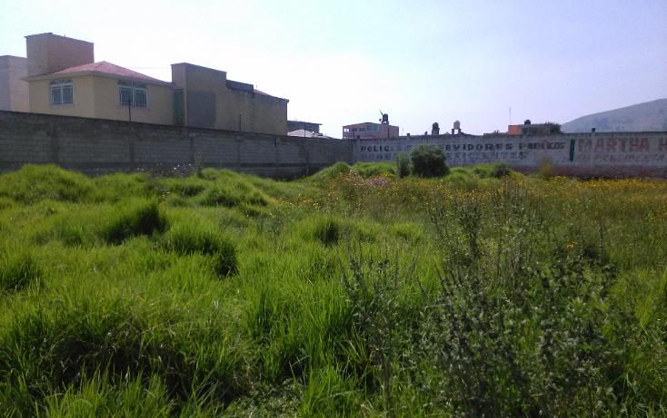 Foto de terreno habitacional en venta en  , esp?ritu santo, metepec, m?xico, 1478571 No. 03