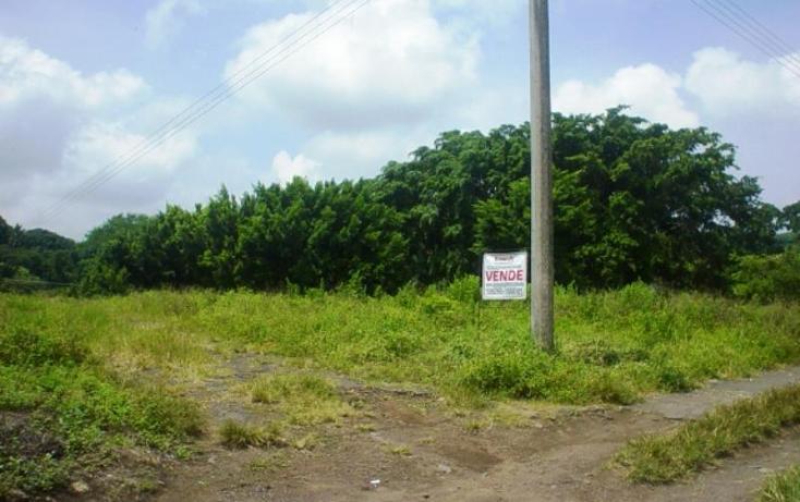 Foto de terreno habitacional en venta en  esquina balzapote, tepetapan, catemaco, veracruz de ignacio de la llave, 1529534 No. 01