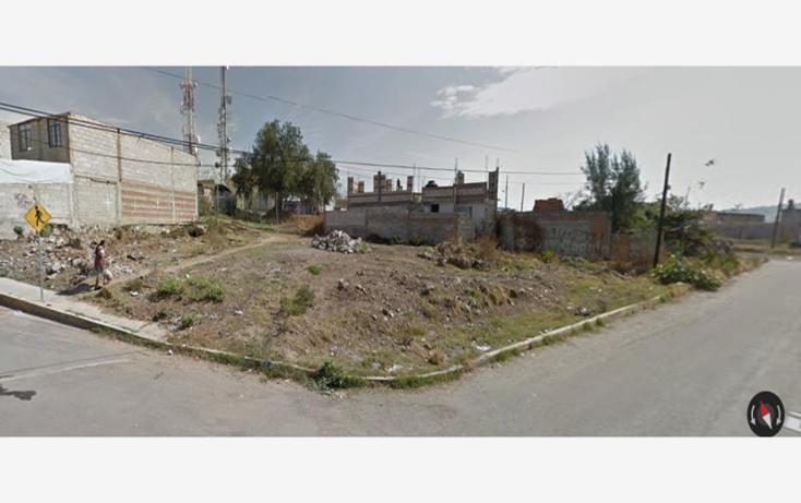 Foto de terreno habitacional en venta en esquina calle xochiquetzal y xilotzoni nonumber, loma bonita, puebla, puebla, 478824 No. 02
