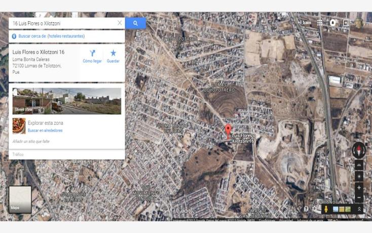 Foto de terreno habitacional en venta en esquina calle xochiquetzal y xilotzoni nonumber, loma bonita, puebla, puebla, 478824 No. 03