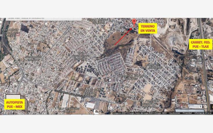 Foto de terreno habitacional en venta en esquina calle xochiquetzal y xilotzoni nonumber, loma bonita, puebla, puebla, 478824 No. 04