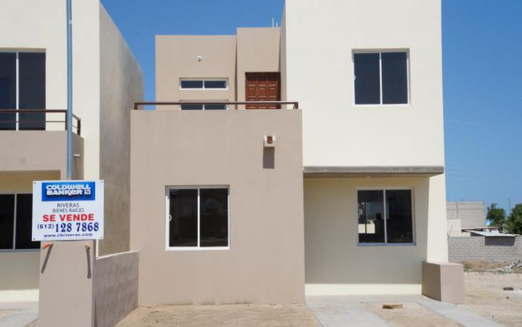 Foto de casa en venta en esquina de santa isabel y san isidro, misiones, la paz, baja california sur, 1214799 no 01