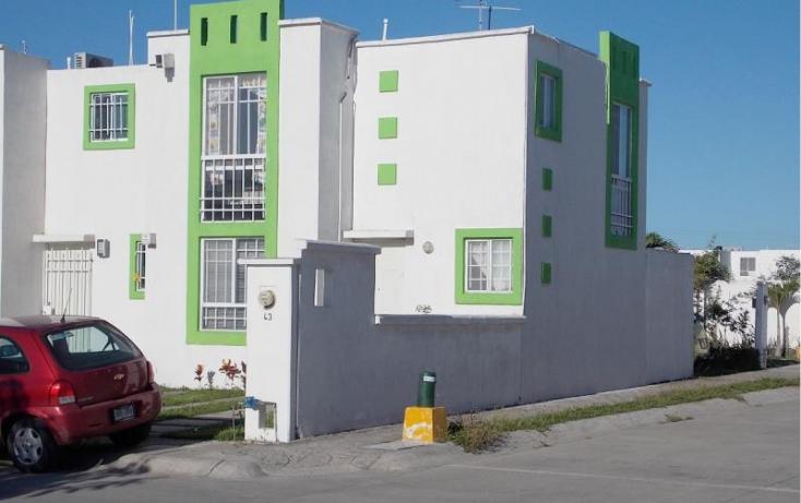 Foto de casa en venta en esquina, miguel alemán valdés, boca del río, veracruz, 572499 no 02