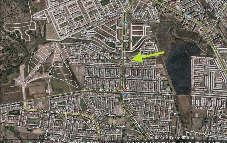Foto de terreno habitacional en venta en  esquina rcda delcamichin, real de valdepeñas, zapopan, jalisco, 1945962 No. 01