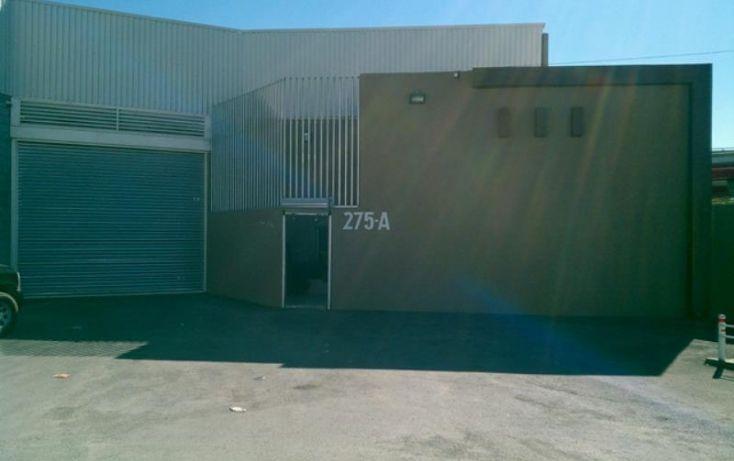 Foto de bodega en renta en establo 275, américa, saltillo, coahuila de zaragoza, 1783810 no 01