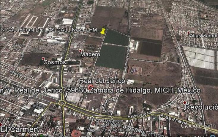 Foto de bodega en venta en estación 7a, ferrocarril, zamora, michoacán de ocampo, 1620916 No. 22