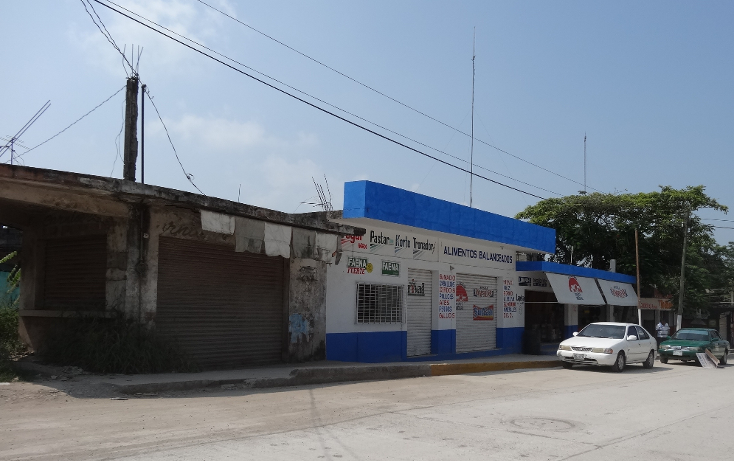 Foto de local en venta en  , estación, ebano, san luis potosí, 1302611 No. 01