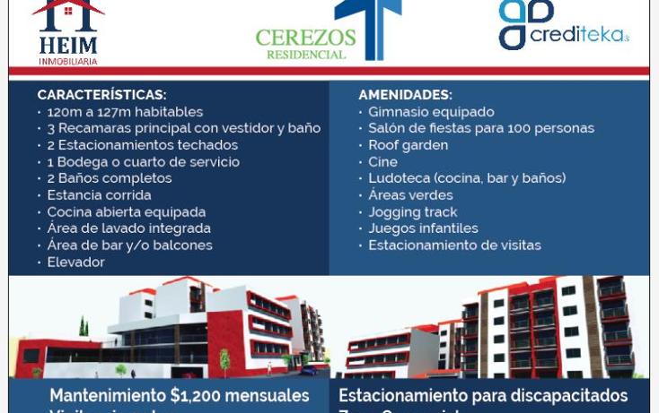 Foto de departamento en venta en  16, barrio norte, atizapán de zaragoza, méxico, 1604500 No. 23