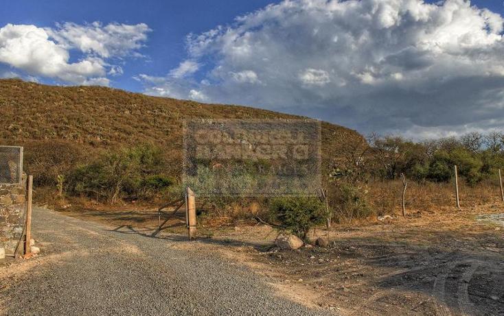 Foto de terreno habitacional en venta en  , estancia de canal, san miguel de allende, guanajuato, 560005 No. 02