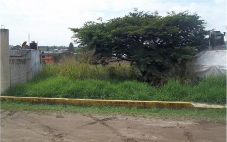 Foto de terreno habitacional en venta en estanislao sarmiento 20, buena vista, emiliano zapata, veracruz, 894697 no 01