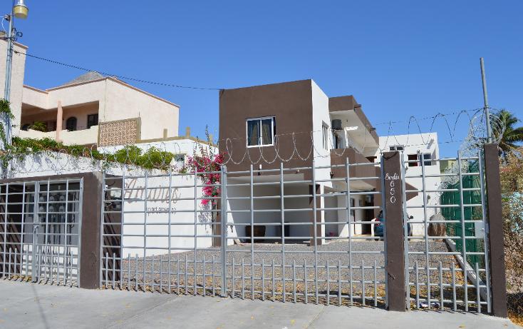 Foto de departamento en renta en  , esterito, la paz, baja california sur, 1269005 No. 01