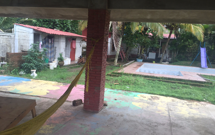 Foto de terreno habitacional en venta en  , estero del pantano, cosoleacaque, veracruz de ignacio de la llave, 1467639 No. 02