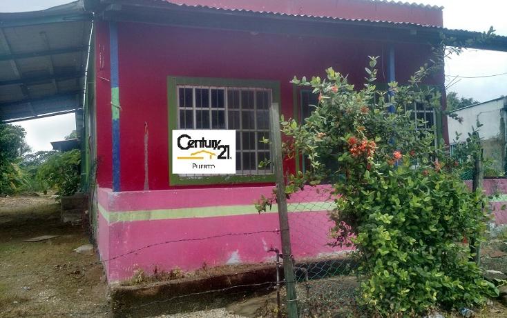 Foto de casa en venta en  , estero del pantano, cosoleacaque, veracruz de ignacio de la llave, 1549088 No. 01