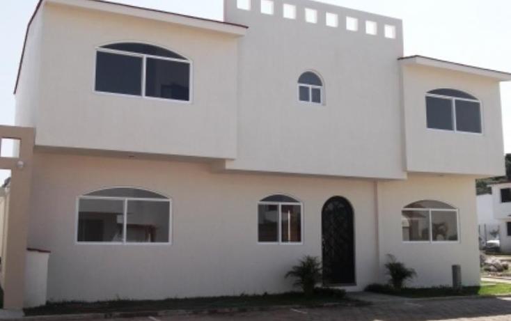 Foto de casa en venta en  , estrella, cuautla, morelos, 1054227 No. 01