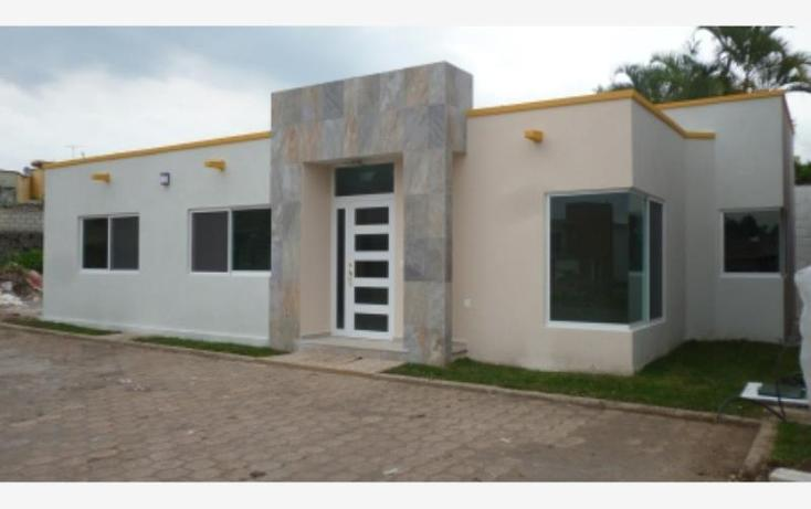 Foto de casa en venta en  , estrella, cuautla, morelos, 1536582 No. 01