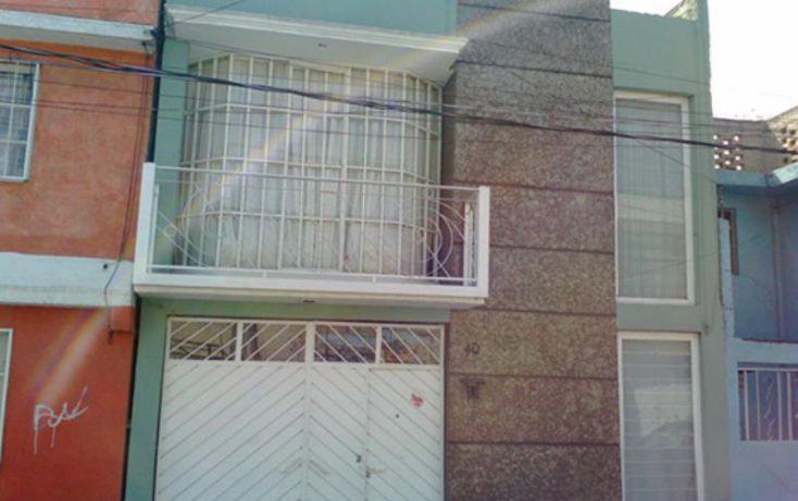 Foto de casa en venta en esturion 40, la media luna, ecatepec de morelos, estado de méxico, 972533 no 01