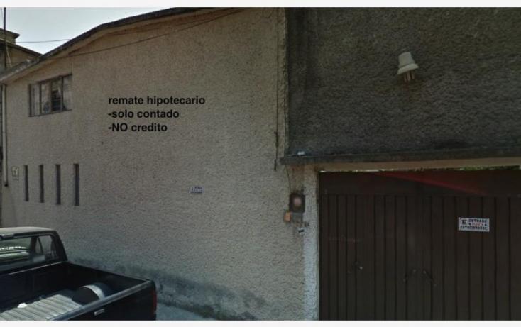 Foto de casa en venta en etnografos, san josé aculco, iztapalapa, df, 823949 no 01