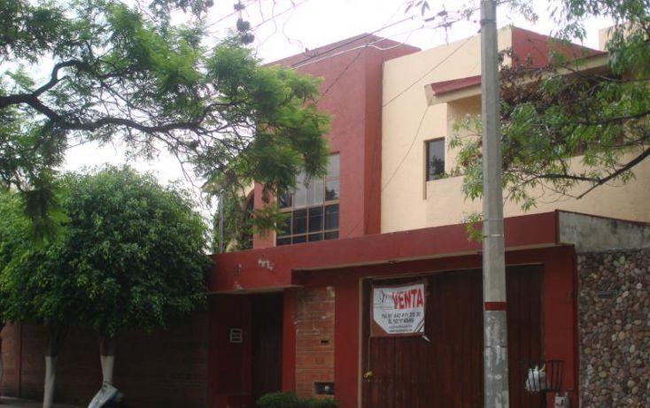 Foto de casa en venta en eucalipto, álamos 1a sección, querétaro, querétaro, 1594202 no 01