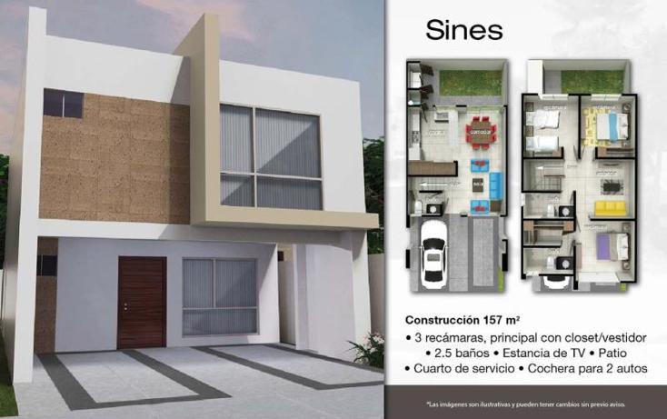 Foto de casa en venta en euripides 001, residencial el refugio, querétaro, querétaro, 1688488 No. 09