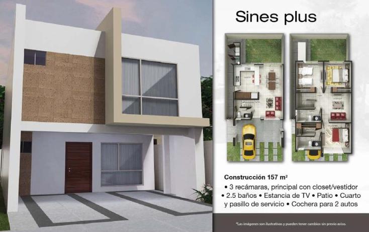 Foto de casa en venta en euripides 001, residencial el refugio, querétaro, querétaro, 1688488 No. 10