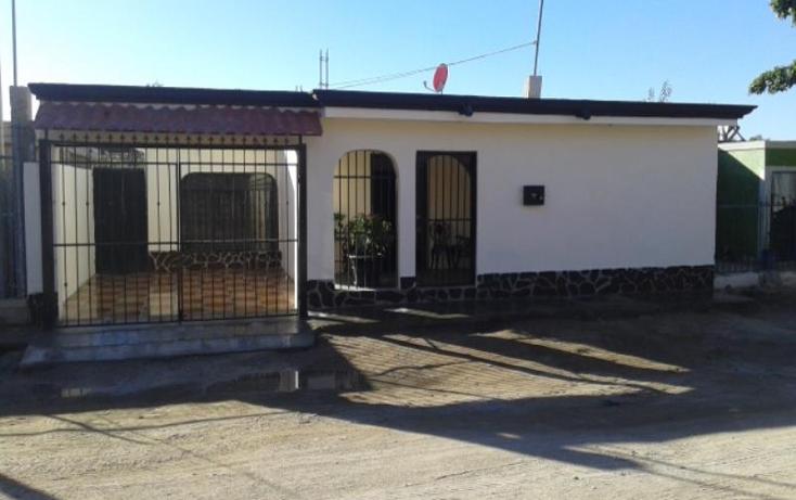 Foto de casa en venta en  , eusebio kino, hermosillo, sonora, 1595902 No. 01