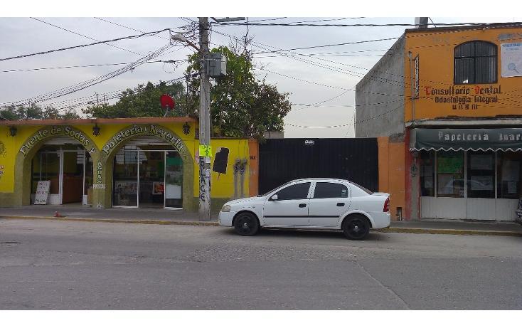 Foto de terreno habitacional en renta en  , tlacateco, tepotzotlán, méxico, 1713228 No. 01