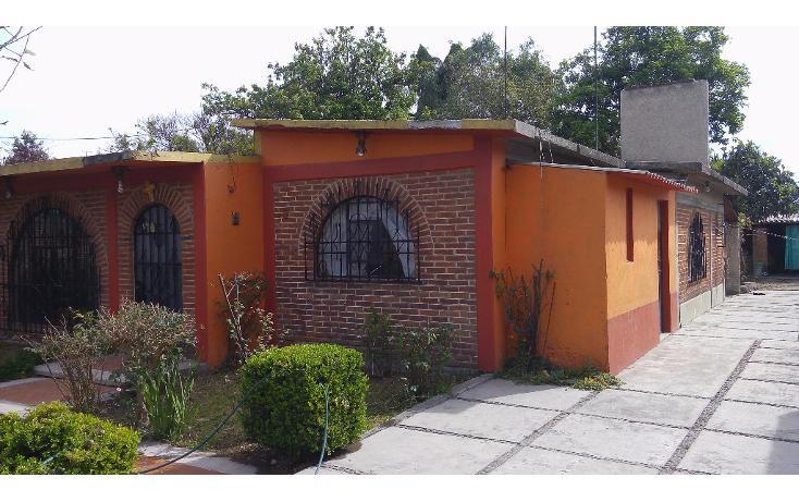Foto de terreno habitacional en renta en  , tlacateco, tepotzotlán, méxico, 1713228 No. 06