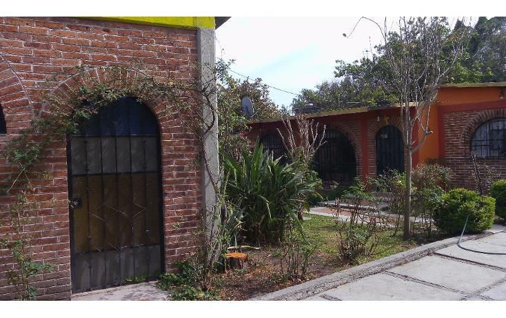 Foto de terreno habitacional en renta en  , tlacateco, tepotzotlán, méxico, 1713228 No. 07