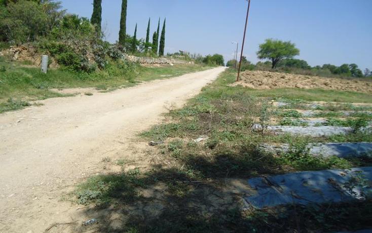 Foto de terreno habitacional en venta en  ..., ex hacienda catano, magdalena apasco, oaxaca, 1787204 No. 03