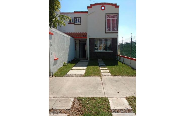 Foto de casa en venta en  , ex hacienda de franco, silao, guanajuato, 1525971 No. 01